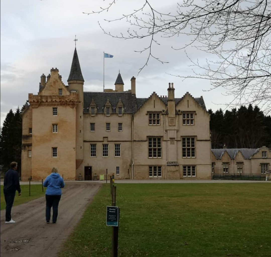Scottish Castle (by From One Owner to Another)